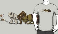 James Hance (cartoonist and creator of Wookie the Chew) has come up with another heartwarmingly adorable mashup: Star Wars and Where the Wild Things Are. Lucas Arts, Star Wars Luke, Nerd Herd, Portfolio Ideas, Geek Gear, Obi Wan, Wild Things, Geek Chic, Flipping