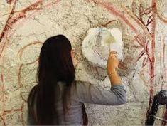 fresco painting art - Google Search Art Google, Painting Art, Fresco, Google Search, Art Paintings, Fresh, Painting