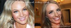 Candice Swanepoel Makeup Tutorial http://youtube.com/dannonkcollard