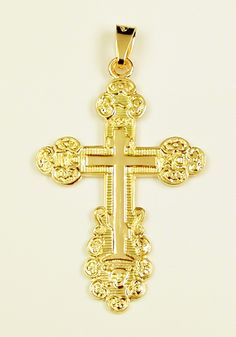 Orthodox cross - important item Check out myOCN.net, the largest Orthodox Christian website in the world, for more Orthodox Christian news!