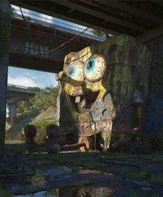 (*) Noticias sobre spongebob en Twitter