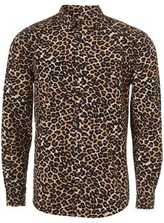 One always needs a little animal print for fall...
