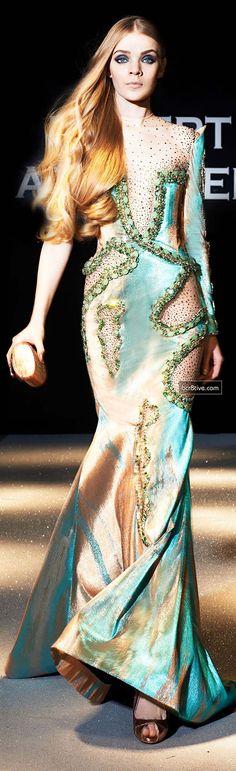Robert Abi Nader SS 2013 ♥✤ | Keep the Glamour | BeStayBeautiful