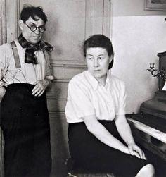 Ismeretlen művész - Emil Szittya és felesége