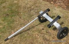 Sailboats To Go » Strongest Canoe and Kayak Cart Sold Here