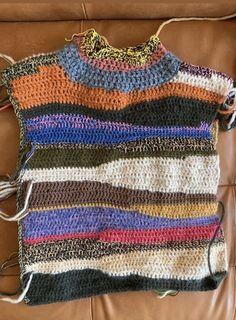 Vestidos Chiffon, Looks Style, My Style, Diy Clothing, Crochet Fashion, Crochet Designs, Crochet Clothes, Aesthetic Clothes, Knit Crochet