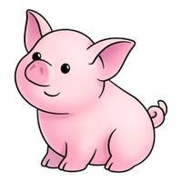 just a pig