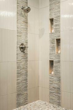Bathroom shower tile -                                                                                                                                                                                 More