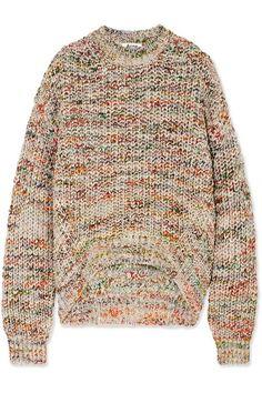 Acne Studios | Zora chunky-knit sweater | NET-A-PORTER.COM