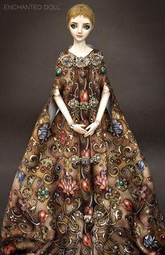 Porcelain Dolls   Marina Bychkova – Porcelain Dolls   Cravagolina