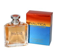 Nautica Sunset Voyage for Men by Nautica EDT Spray 3.4 oz only $49.95 Nautica Sunset Voyage by Nautica is a Aromatic Aquatic fragrance for men. Nautica Sunset Voyage was launched in 2008. The fragrance features freesia and lotus.  This item has been discontinued.   #GenderMen #EauDeToilette #2065 #nautica #men #Discountperfume #freeshipping https://goo.gl/3mDgAF