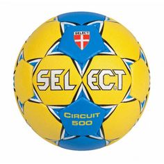 Select Circuit nehezített kézilabda több méretben Soccer Ball, Circuit, The Selection, Wax, Punto De Cruz, Gatos, Handball, European Football, European Soccer
