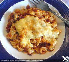 Schneller Nudelauflauf, ein raffiniertes Rezept aus der Kategorie Pasta & Nudel. Bewertungen: 12. Durchschnitt: Ø 3,3.