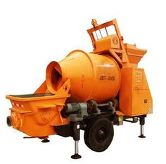 Superior Quality Portable Mini Concrete Pumps Modern Designs