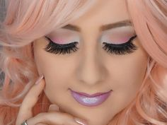 """Too Faced's latest lipstick shade """"Unicorn Tears"""" is looking to be springs latest lip trend"""
