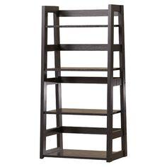 "Found it at Wayfair - Designs 2 Go Trestle 44"" Etagere Bookcase"