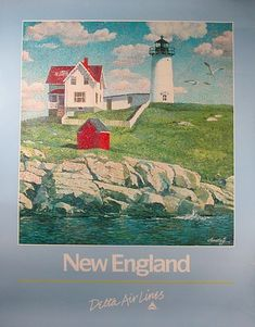 Delta Air Lines New England