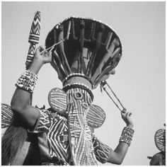 Bamileke rituals that promote fertility and good fortune for the chiefdom