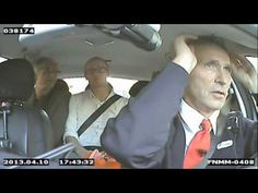 Norwegian Prime Minister Jens Stoltenberg Drives A Cab To Woo Voters Football Predictions, Free Football, Great Videos, Funny Videos, Celebration Gif, Drive A, Cannes, Maid, Film