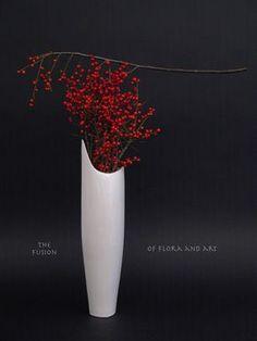 IKEBANA ART FLORAL CREATION