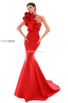 e42a043efb8 Роскошное платье Tarik Ediz 50202  longeveninggowns  promdressesonline  Выпускные Платья