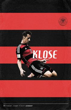 World Cup 2014 - Miroslav Klose