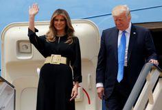 Trump segera Mulai lawatanTerlama presiden AS ke Asia