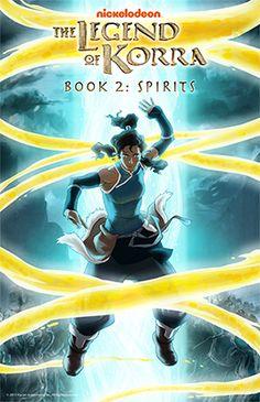 """Assisti a segunda temporada de """"The Legend of Korra"""". O começo foi fraco. Quando a história foi mudando de rumo para falar sobre a origem dos avatares, melhorou bastante. Mas essa série não é tão boa quanto """"Avatar""""."""
