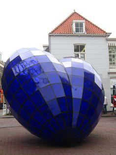 Het Blauwe Hart @ Delft, Holland