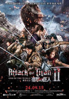 Attack On Titan (2015) – Szukaj wGoogle