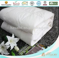 best quality bedding single size hot sale duck down filled duvet quilt inner cotton soft hotel - Down Comforter Sale
