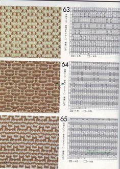90 puntadas tricot