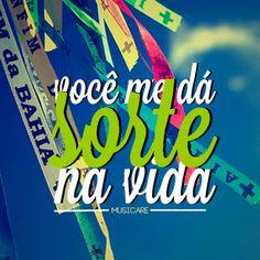 Sorte - Caetano Veloso (Composição: Bastos / Fonseca)
