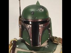 Electrified Porcupine - Toys, Collectibles, Action Figures, Music, WWE, and More!: Star Wars: Boba Fett (The Empire Strikes Back) Six... Star Wars Boba Fett, The Empire Strikes Back, Sideshow Collectibles, Picture Video, Wwe, Riding Helmets, Action Figures, Scale, Toys