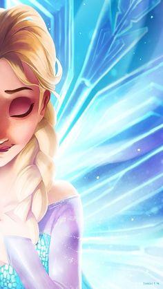 iPhone Wall: Elsa tjn
