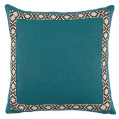 Lacefield Plasma Linen Pillow