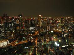 Osaka At Night #Osaka #Japan #Travel #TravelJapan