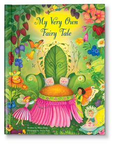 My Very Own Fairy Tale  Personalized Storybook  Available at www.iseeme.com  by Author Maia Haag