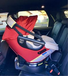 Orbit Baby G3 Infant Car Seat Ruby Red