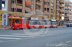Benidorm Tourist Train - Download From Over 28 Million High Quality Stock Photos, Images, Vectors. Sign up for FREE today. Image: 47543717