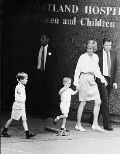 La préparation au règne - Kate Middleton: ce qu'elle peut piquer à Lady Diana pour l'éducation du royal baby - ELLE.fr