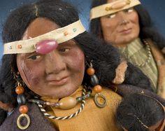 skookum indian dolls - Bing Images