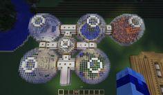 mini biome domes