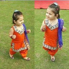 madam boutique - Google Search Kids Indian Wear, Indian Bridal Wear, Asian Bridal, Kids Suits, Girls Suit, Indian Suits, Punjabi Salwar Suits, Pakistani Suits, Indian Wedding Outfits