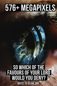 Qur'an ar-Rahman (The Beneficent) surah 55 - this ayah: so which of the favours of your Lord would you deny? is mentioned 31 times throughout this surah