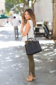 Forever Fall | Marianna Hewitt Fashion Blog