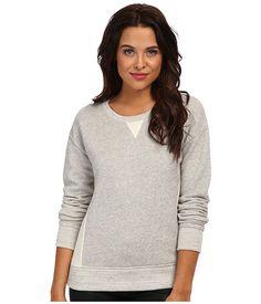 Organic heavy French terry sweatshirt from Alternative. #casual #fashion #favorites