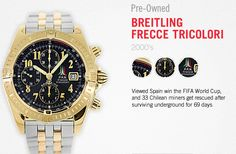 #Breitling Frecce Tricolori #WatchStories