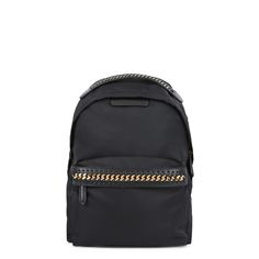 Shop the Black Falabella GO Backpack by Stella Mccartney at the official online store. Discover all product information.
