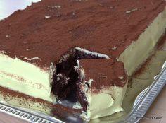 Saftig chokoladekage uden æg